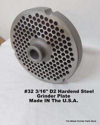 Hobart Mixer Grinder-32 00-108581-00002 316 Grinder Plate W Hub