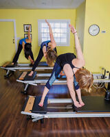 Small, Intimate Pilates & Fitness Classes