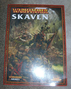 Warhammer Skaven Army Book Kitchener / Waterloo Kitchener Area image 1
