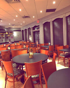 Running Halal Restaurant / Party Hall business for sale by Owner