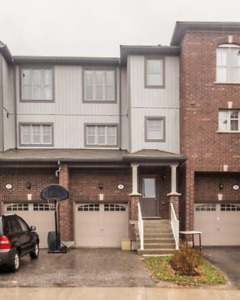 3 Bed, 2 Bath House for Rent (Kitchener)