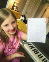 Music Lessons - Guitar, Piano, Voice and Ukulele