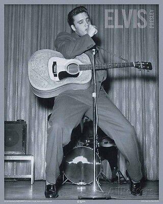 Elvis Dance Mini Poster Print 16x20 Rock & Pop Music Elvis Presley