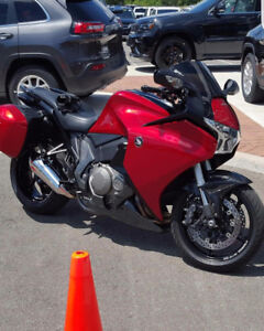 Mint one of a kind VFR 1200F