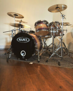 Mapex Orion Imperial Burst