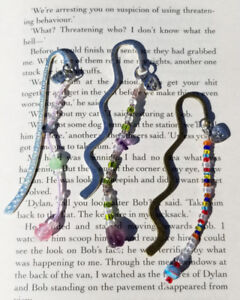 NEW - Beaded Bookmarks $10 each