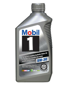 I WANT synthetic oil:  5W30