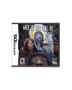 New Where the Wild Things Are: The Videogame - Nintendo DS