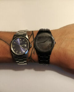Two CITIZEN Watches, Eco-Drive/Quartz $200 (Sold Together)
