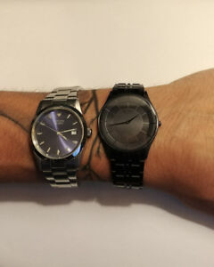 Two CITIZEN Watches, Eco Drive/Quartz $200 (Sold Together)