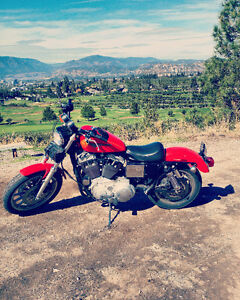 99 Harley Sportster xl1200s LOW KM only 5028 km