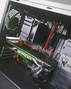 Custom pc building.