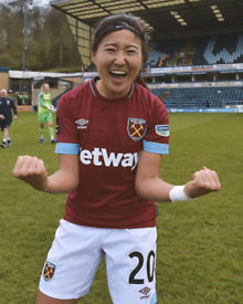 WOMEN'S FOOTBALL FOR ALL IN LONDON
