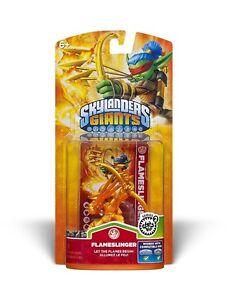 Skylanders Giants GOLD Flameslinger series 2 Single Pack