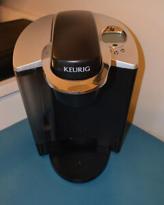 Keurig B60 SE Gourmet Brewing System + MR-Storage Base + Samples