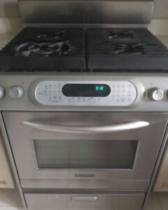 KitchenAid Oven and Bosch DW