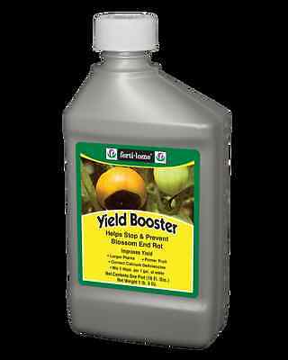 Fertilome Tomato Yield Booster Spray, 16-oz. blossom end rot Concentrate ()