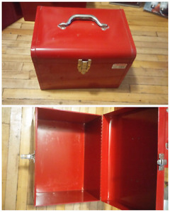 Mastercraft tool boxes. 6 in total