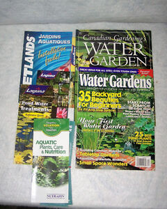EVERYTHING YOU NEED TO PLAN A WATER GARDEN