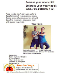 Yoga Workshop; Reinvigorate, Restore and Rest