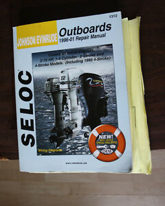 Johnson/Evinrude Outboard Repair Manual