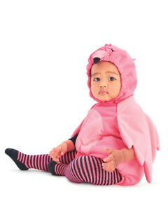 Baby Girl Flamingo Costume from Carters - 12 months