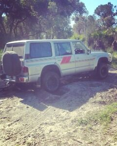 Gq patrol rb30 fuel injected Joondalup Joondalup Area Preview