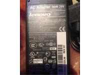 Lenovo 20v and 4.5A original charger