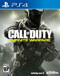 Call of duty infinte warfare comme neuf