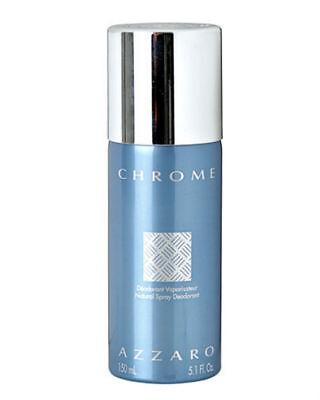 Azzaro Chrome For Men Loris Azzaro Deodorant Spray 5 1 Oz    150 Ml  New   Fresh