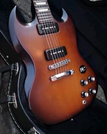 Gibson SG 50s Tribute P90 Prototype Guitar + hard case