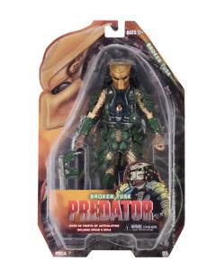 NECA Predator Series 18 Broken Tusk Action Figure in store!
