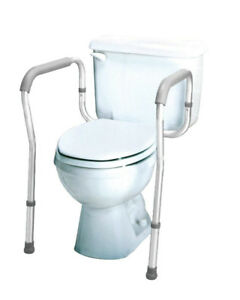 Carex Toilet Safety Frame, 1 Count