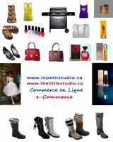 Photographie de produits/ Product Photography, e-Commerce