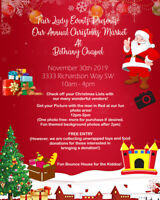 Christmas Calgary Market looking to fill TWO cancelled VENDORS!