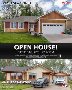 Double Open House!