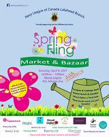 Spring Fling Market and Bazaar