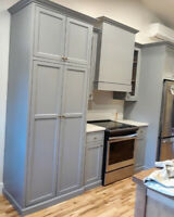 Solid wood custom kitchens and furniture