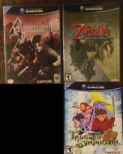 Collection of Videogames PS2,Gamecube,Wii,PSP