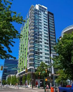 Downtown Vancouver Modern Luxury Furnished 1 Bedroom 999 Seymour