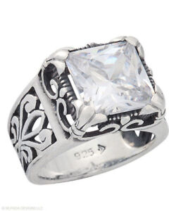 Silpada Uptown Sterling Silver Ring . Size 7.
