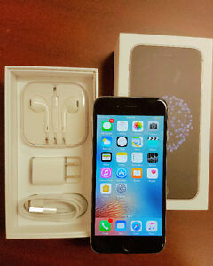 iPhone 6 Unlocked, Used 3 months, 21 months Warranty