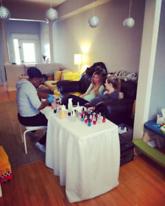 MOTHER'S DAY MANICURE AND PEDICURE PROMO..CALL TODAY!!!