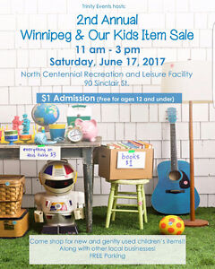 KID SALE - looking for vendors to sell!!