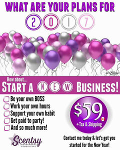 Join Scentsy for $59 this month!