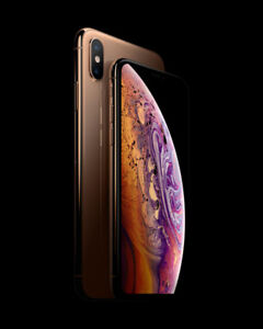iPhone XS Max - Gold 256GB - Factory sealed