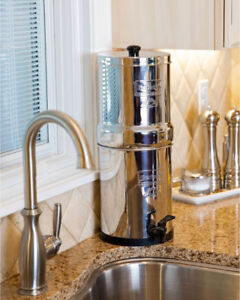Fresh & Pure Water 24/7- Berkey Water Filter Systems- BEST DEALS