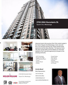 3504 Hurontario Amazing View - Luxurious Building