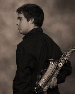 Saxophone, clarinet and theory lessons