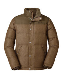 Eddie Bauer Men's Noble Down Jacket Parka S*Brand New with Tags*